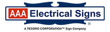 AAA Electrical Signs