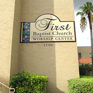 First Baptist Church McAllen, Texas