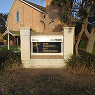 Immaculate Conception Church Rio Grande City, Texas
