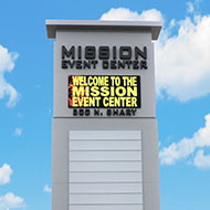 Mission Event Center Mission, Texas