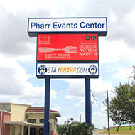 Pharr Event Center Pharr, Texas